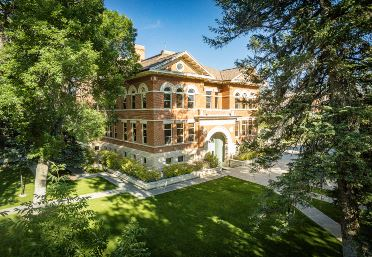 Noyes Building- Snow College